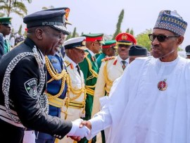Photos: Buhari, Saraki, Osinbajo, Dogara at Armed Forces Remembrance Day