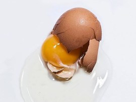 Viral egg that took Kylie Jenner
