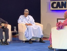 #NgThecandidates: President Buhari reacts to speculations surrounding his health (video)