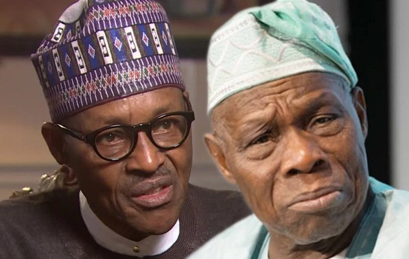 """Get Well Soon'' - Presidency To Obasanjo"