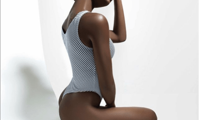 BBN star Khloe flaunts her backside in skimpy swimsuits (Photos)