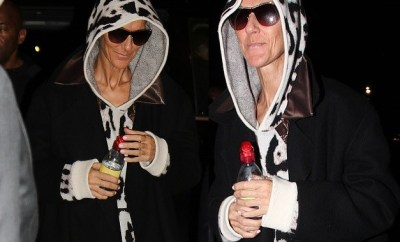Singer, Celine Dion sports casual look as she joins other stars at Paris Fashion Week (Photos)