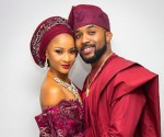 'My Husband Has Never Collected A Dime To Support Buhari' – Adesua Etomi Defends Banky W