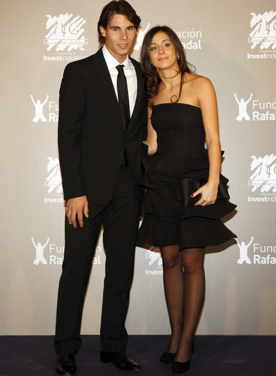 Tennis legend, Rafa Nadal reveals he is engaged to girlfriend of 14 years Mery Perell? as they plan to tie the knot?