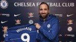 Chelsea Complete Gonzalo Higuain Loan Move