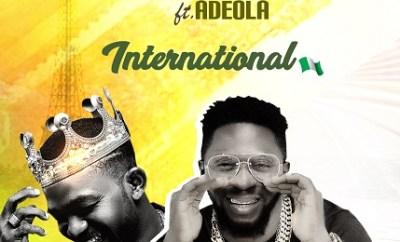 DJ OMG - International ft. Adeola