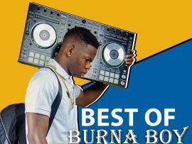 MIXTAPE: DJ Vibez - Best Of Burna Boy Mix