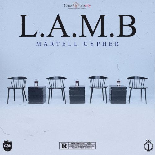 M.I Abaga, Loose Kaynon, A-Q & Blaqbonez – L.A.M.B Martell Cypher 2019[VIDEO & AUDIO]