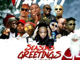 MIXTAPE: Tatafo Season's Greeting Mix hosted by DJ S-Krane