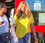 Wendy Williams Spotted Out For The First Time After Postponing Talk Show Return [Photos]