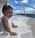 Kylie Jenner Releases Rare Photos of Her Daughter To Mark Her 1st Birthday