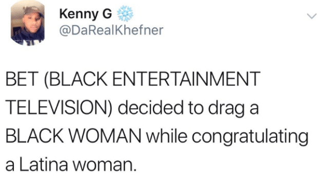 Nicki Minaj pulls her BET Experience performance after BET shaded her while congratulating Cardi B on her Grammy win