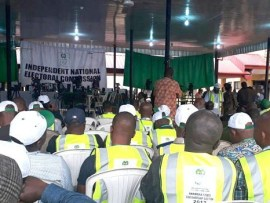 Ogun East senatorial election declared inconclusive