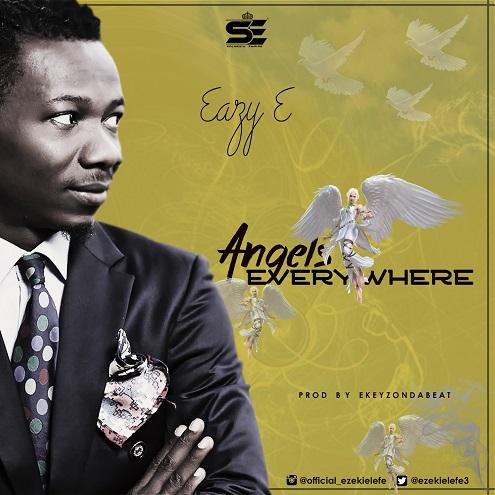 Eazy E - Angels Everywhere (Prod. by Ekeyzondabeat)