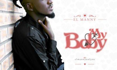 EL Manny - My Baby
