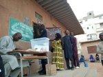 #SenegalDecides: Senegal Presidential Election Gets Under Way