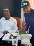 10 Million Jobs In 100 Days In Office Manifesto Signed By Atiku Abubakar