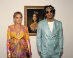 Beyonce Celebrates Winning Best International Group At Brits Awards With Her Husband, Jay-Z, Honors Meghan Markle [Photos/Video]