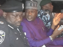Police arrest Kano Deputy Governor  for disrupting proceedings at INEC collation center