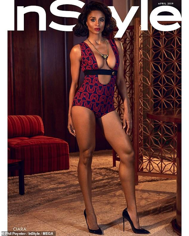 Ciara reveals it took