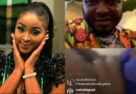 Actress Etinosa Goes Completely Naked On MC Galaxy's Instagram Live Video [Video]