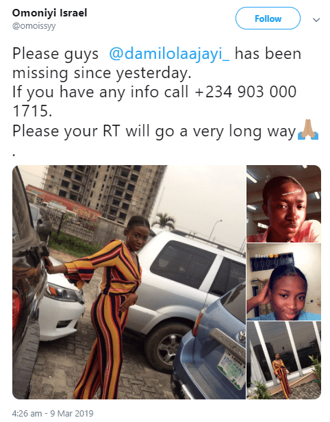 CU student declared missing was actually meeting her boyfriend in another state and the boyfriend was among those asking to help find her on social media