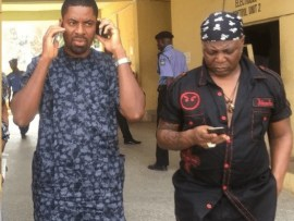 Charly Boy admits collecting money from Festus Keyamo to release diss track against Atiku, says Deji wanted a part of the money