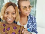 DJ Cuppy Shares New Glowing Photos With Her Mom Nana Otedola