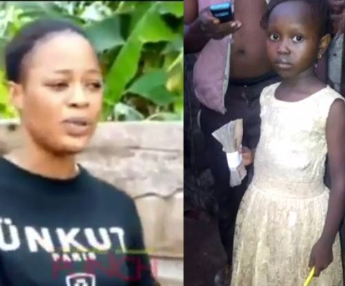 """""""If Success and her family have made over N5Million I deserve at least N1Million"""" - Stephanie Idolor, lady who recorded the viral video cries out"""