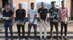 Photos: EFCC Arrests Ibadan 'Yahoo Boys', Recovers Exotic Cars
