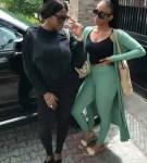 Waje Celebrates Her Daughter As She Turns 20
