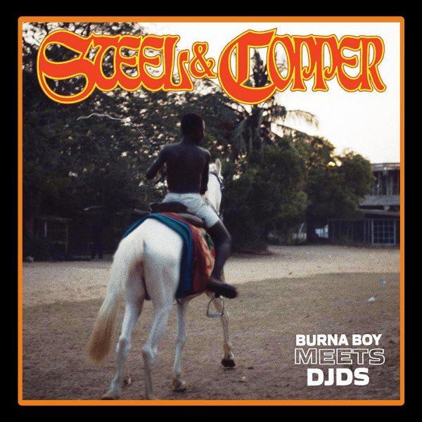 Burna Boy & DJDS - Darko
