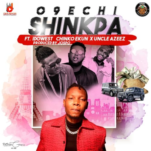 O9echi-shinkpa-artwork Audio Music