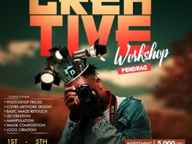 Pendrag Set To Host A Creative Workshop In Uyo