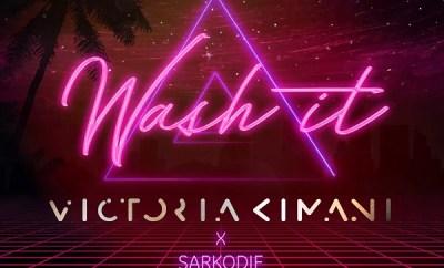 Victoria Kimani – Wash It ft. Sarkodie