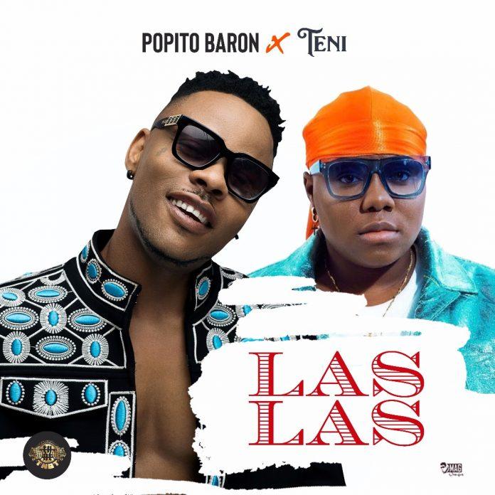 Popito Ft Teni - Las Las (Prod By Popito)