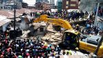 Lagos Island Building Disaster Leaves 10 Dead