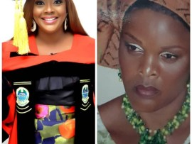 Comedian Helen Paul reveals she was conceived through rape as she dedicates her PhD to her mum