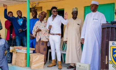 CDQ kicks of an Education Empowerment initiative project