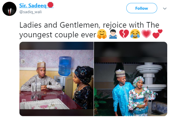 This couple