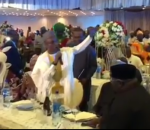 Video: Watch Governor El-Rufai Rap At A Function