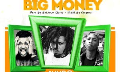 Jhybo Ft. Chinko Ekun & Lil Frosh – Small Work, Big Money
