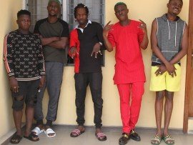 Update: Rappers Naira Marley and Zlatan Ibile