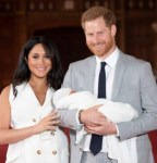 Meghan Markle And Prince Harry Share Adorable New Photo of Their Son To Mark Meghan's First Mother's Day