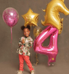 You Changed My Life Forever- Davido Tells His First Daughter, Imade, As She Turns 4 Today