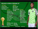 Super Eagles Coach Gernot Rohr Names Provisional List Ahead of 2019 AFCON in Egypt
