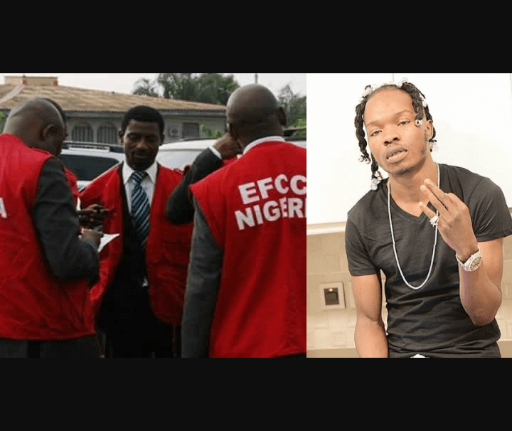 EFCC reveals why rapper, Naira Marley is still in detention and wasn