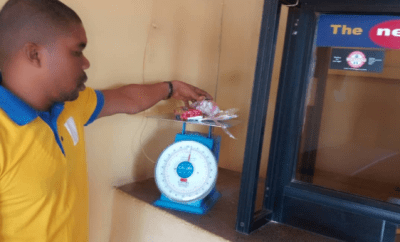 Woman sends Samsung phone to Nigeria but what her brother received will shock you