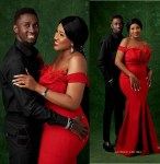 Stunning Pre-wedding Photos of Super Eagles And Leicester Star Wilfred Ndidi And His Lover, Dinma