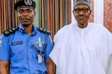 FG confirms Adamu Mohammed as Inspector General of Police
